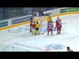 Кубок Первого канала по хоккею. Сборная России - сборная Швеции